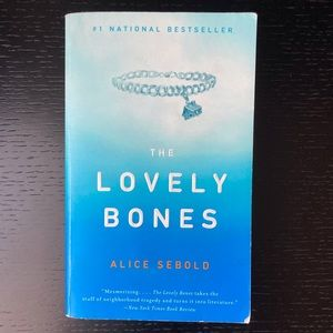 2/$10 Paperback Book - The Lovely Bones